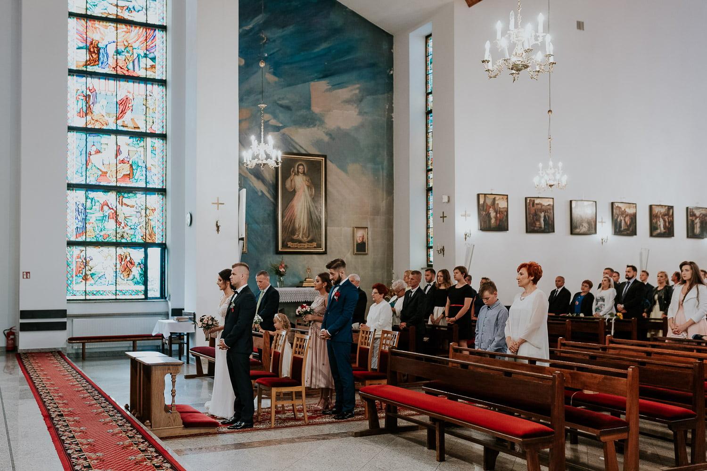 Ceremonia ślubna. Fotografia ślubna Siedlce Łosice
